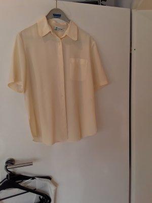 Original Vintage Bluse aus den 80ger mit schulterpolster