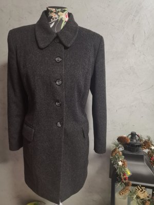 Fendi Manteau en laine gris laine