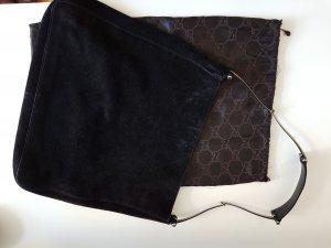 Original Vintage Gucci Tasche Hobobag aus Wildleder