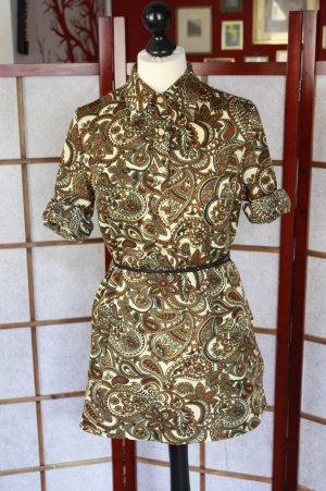 Original Vintage Paisley Blouson/ Hemd
