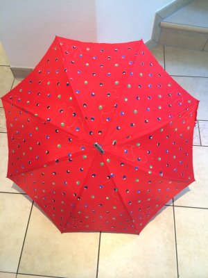 Umbrella brick red