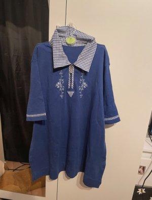 Polo Shirt blue-azure