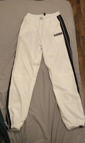 Ellesse Pantalone a vita alta bianco-nero