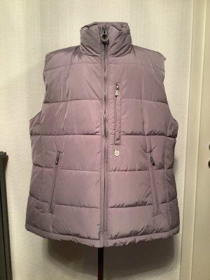Wellensteyn Chaleco deportivo púrpura