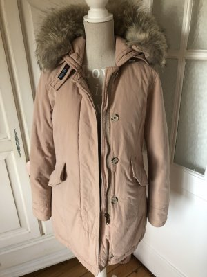 Woolrich Giacca invernale rosa antico
