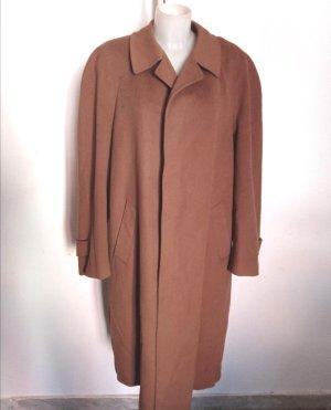 Yves Saint Laurent Wool Coat beige