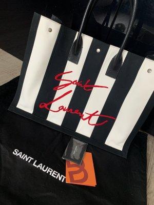 Original Yves Saint Laurent YSL Shopper Tasche Handtasche