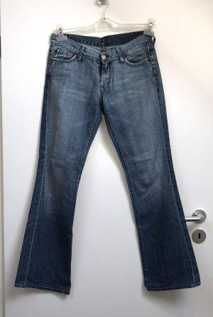 Originale 7 for all mankind Jeans,  W30, schöne Waschung