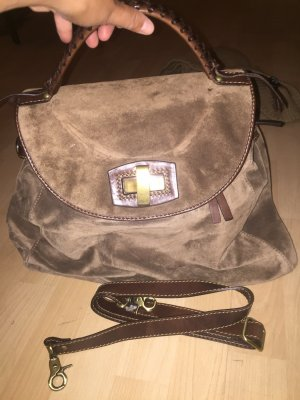 abro Crossbody bag light brown