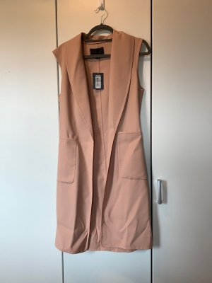 Alexander Wang Oversized Jacket rose-gold-coloured-pink wool