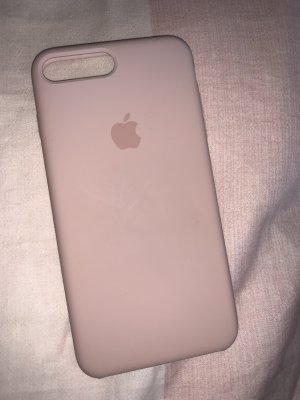 Apple Mobile Phone Case pink