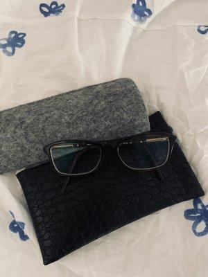 Originale Burberry Brille - mit Original Gläsern ohne Stärke
