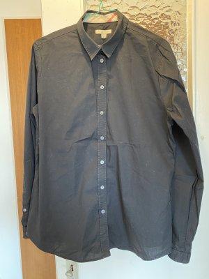 Burberry Koszula z długim rękawem czarny