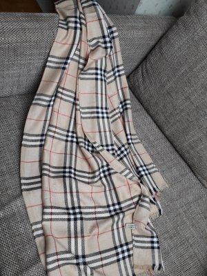Burberry London Bufanda de cachemir multicolor