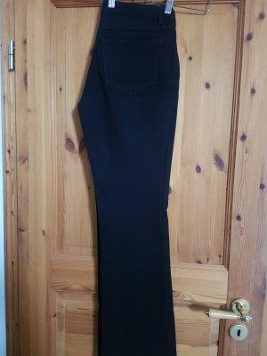 Gucci Jeansy z prostymi nogawkami czarny