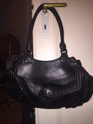 Hugo Boss Shoulder Bag black-silver-colored