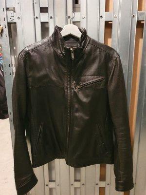 Originale Lederjacke der Marke Bomboogie zu verkaufen