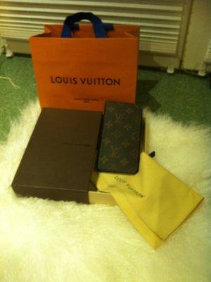 Louis Vuitton Carcasa para teléfono móvil marrón