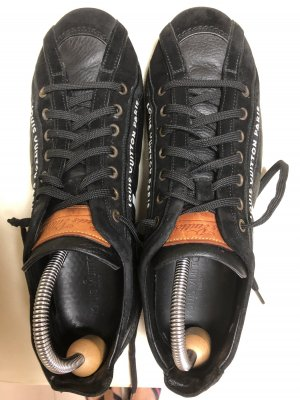 Originale Louis Vuitton Herrenschuhe
