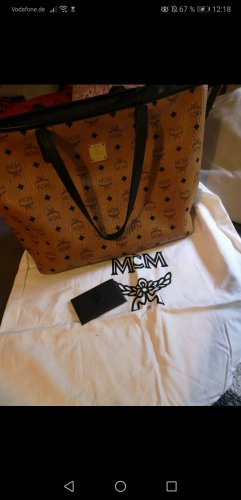 Originale MCM-Handtasche