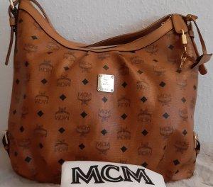 originale mcm Handtasche hobo bag large