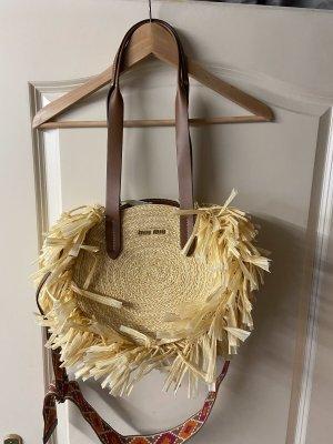 Originale Miu Miu Tasche Tote Bag Neu mit allen Zertifikaten und Rechnung Modell 2020