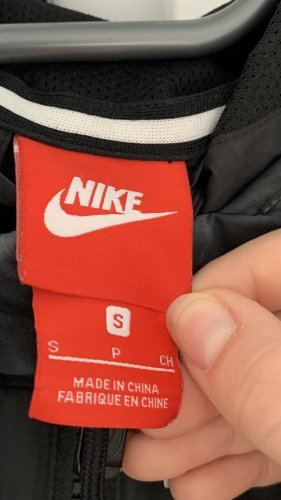 Originale Nike Jacke