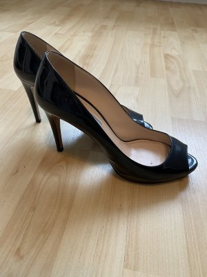 Originale Prada Pumps Marine 37