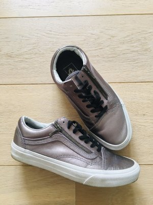 Originale Vans Sneaker Schuhe Limited Edition Metallic Gr. 38