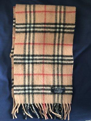 Burberry Écharpe en laine multicolore