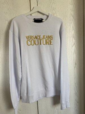 Versace Jeans Couture Jersey holgados blanco