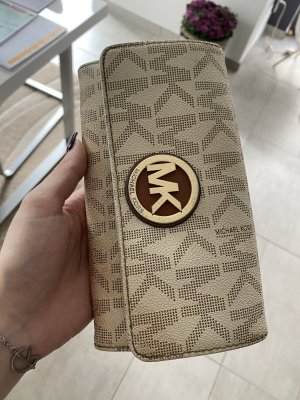 Michael Kors Wallet cream-gold-colored