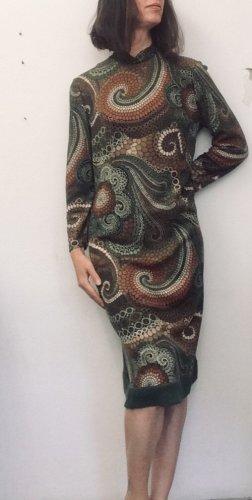 originales Vintage-Kleid mit tollem Druck