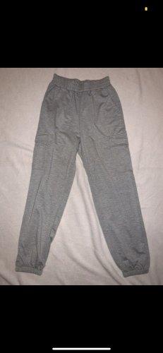 SheIn Spodnie dresowe szary