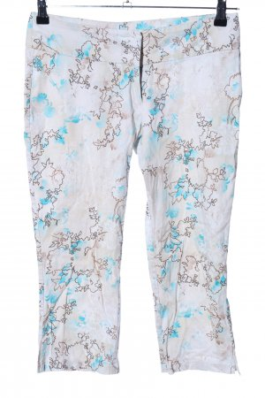Orsay 3/4-Hose Allover-Druck Casual-Look
