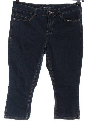 Orsay 3/4 Jeans blau Casual-Look