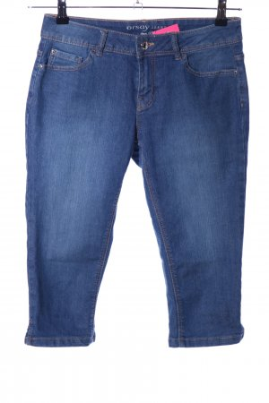Orsay Jeans a 3/4 blu stile casual