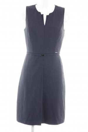 Orsay A-Linien Kleid blau Webmuster Casual-Look