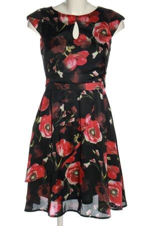 Orsay A-Linien Kleid Blumenmuster Casual-Look