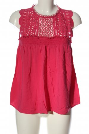 Orsay A Line Top pink street-fashion look