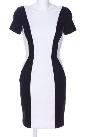 Orsay Avondjurk wit-zwart zakelijke stijl
