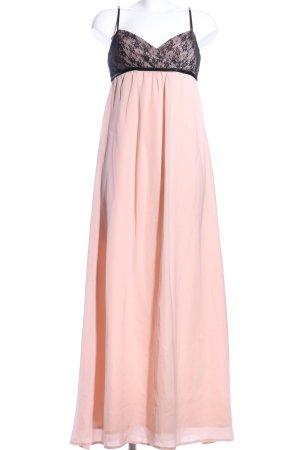 Orsay Evening Dress cream-black elegant