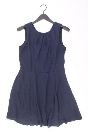Orsay Abendkleid Größe 40 neuwertig Ärmellos blau aus Polyester