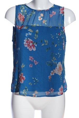 Orsay ärmellose Bluse Blumenmuster Casual-Look