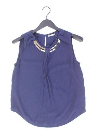 Orsay Ärmellose Bluse Größe M blau aus Viskose