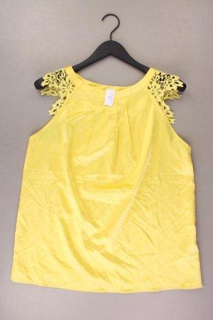 Orsay Blusa senza maniche giallo-giallo neon-giallo lime-giallo scuro Poliestere