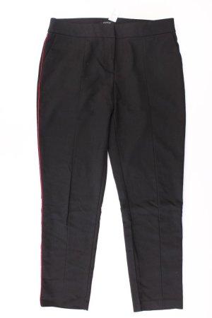 Orsay Anzughose Größe Kurzgröße 40 schwarz aus Polyester