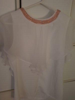 Orsay Camisa tipo Carmen blanco
