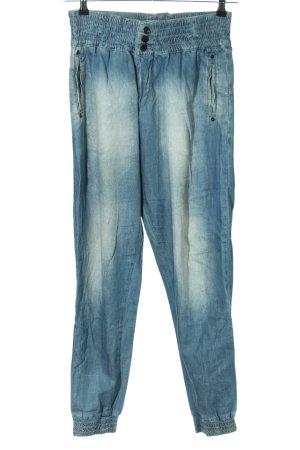 Orsay Jeans baggy bleu style décontracté
