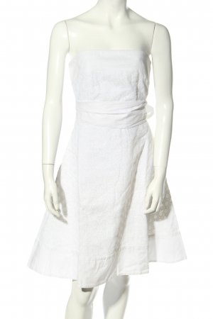 Orsay Bandeau Dress white casual look